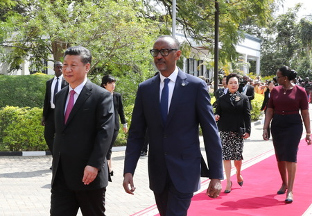 Pacts Signed to Strengthen Sino-Rwandan Cooperation